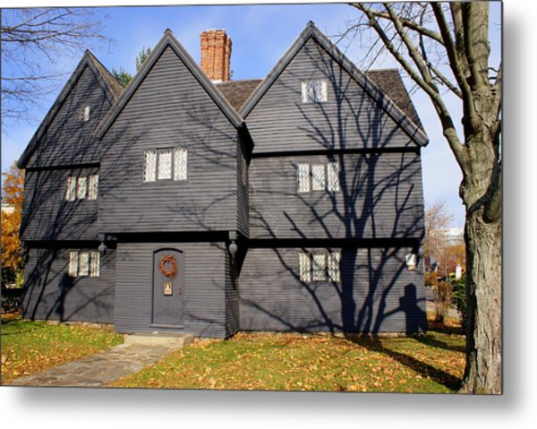 Witch House Metal Print