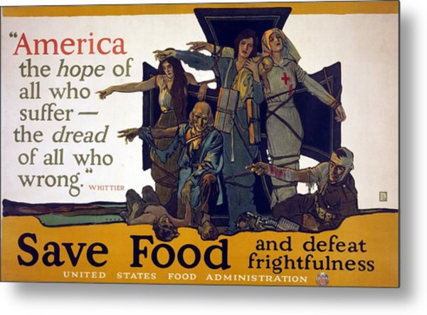 World War I Poster Using The Poetry Photograph By Everett