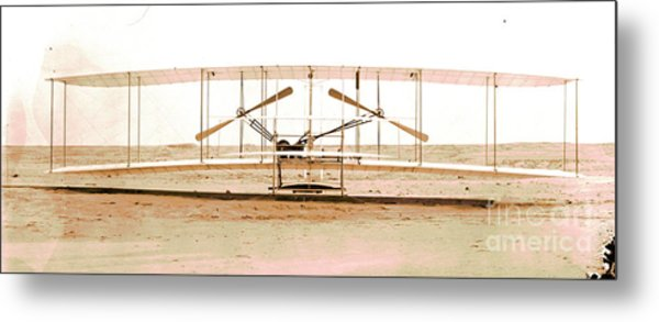 Wright Brothers 1903 Machine Metal Print