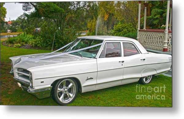 Your Chariot Awaits Metal Print by Joanne Kocwin