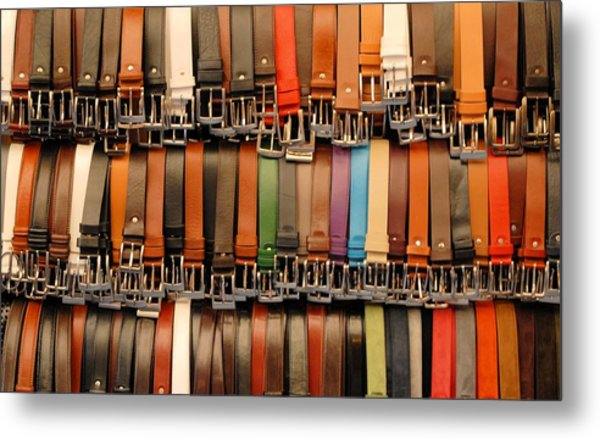 Your Choice Metal Print by