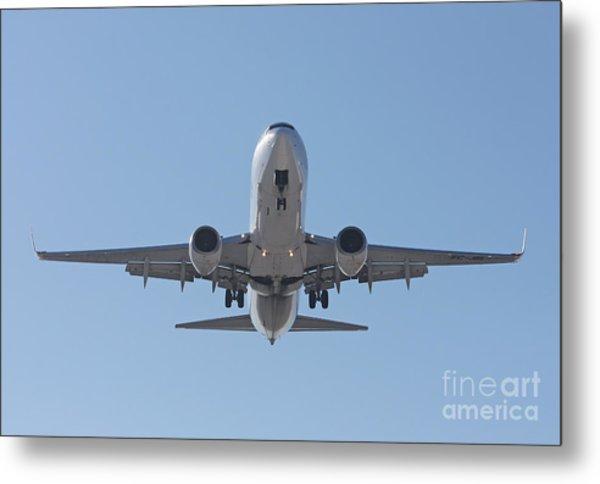 Aireuropa - Boeing 737-85p - Ec-jbl  Metal Print