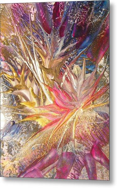 Bllooming Metal Print by John Vandebrooke