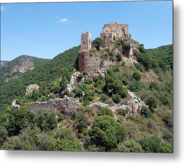 Fortress  Monfort Metal Print by Arik Baltinester