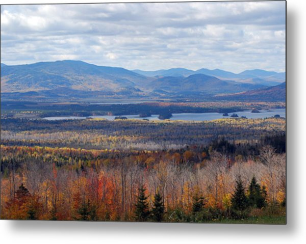 In The Distance Metal Print by Clay Peters Photography