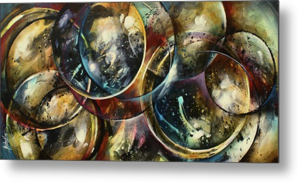 ' Places In Time' Metal Print