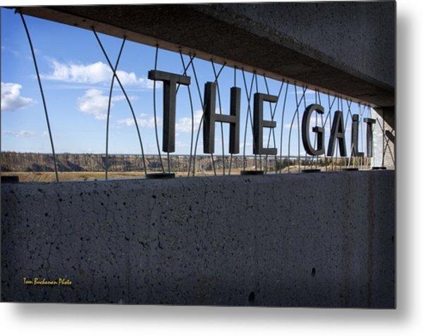 The Galt Museum Metal Print