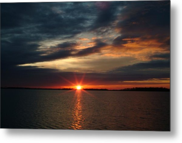041509-12 Metal Print by Mike Davis