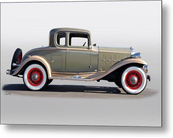 1932 Buick 96 S Coupe Metal Print