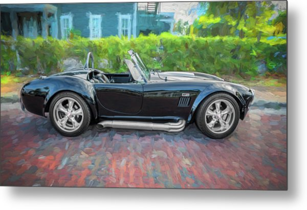 1965 Ford Ac Cobra Painted    Metal Print