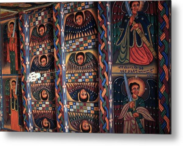 Abba Pantaleon Monastery, Axum, Ethiopia Metal Print