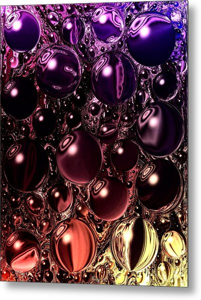 Gamete Cell Metal Print