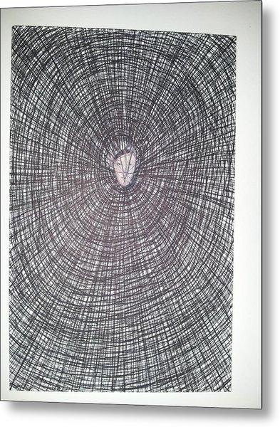 Abstraction 9 Metal Print