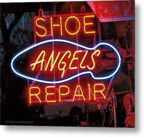 Angels Metal Print