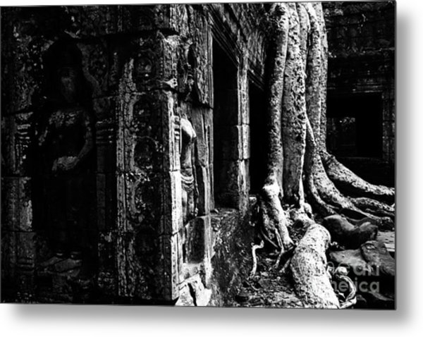 Angkor Wat Metal Print by Stefano SmallBoy Tomassetti - Photodreamer