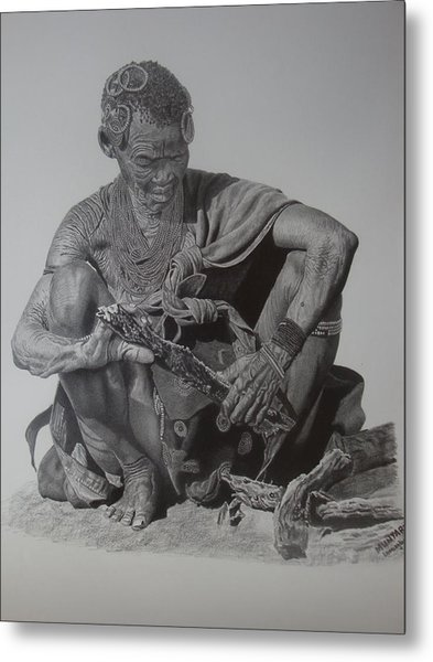 Another Day Metal Print by Lemington  Muzhingi