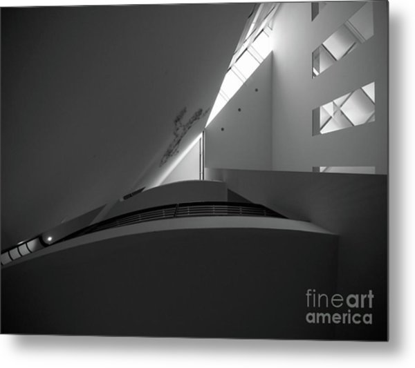 Architecture_07 Metal Print