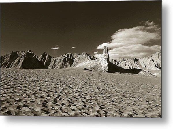 Atacama Desert Metal Print