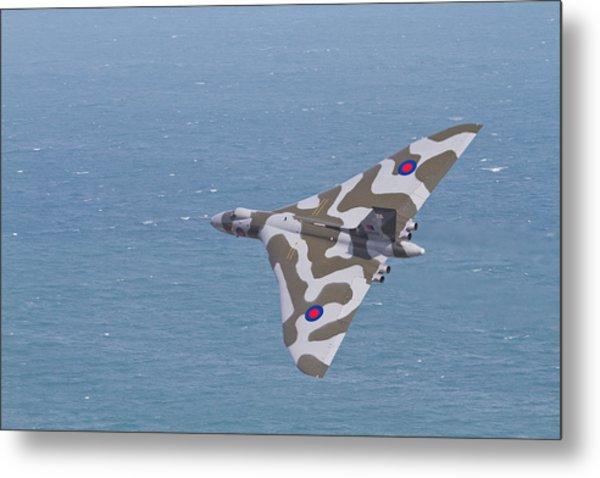 Avro Vulcan  Metal Print