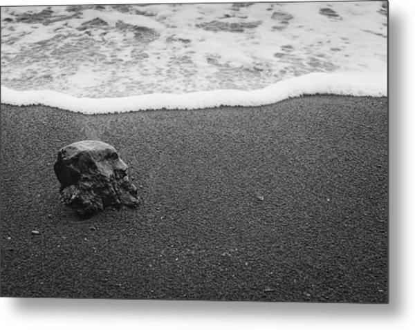 Beachscape No. 32 Metal Print