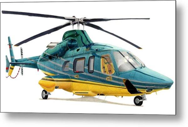 Bell 430 Metal Print