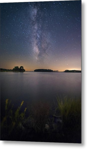 Blackwater Rising Metal Print