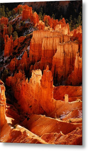 Bryce Canyon Metal Print