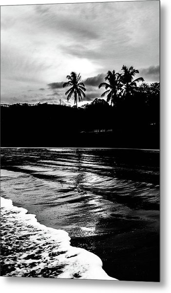 Coast Of Eden Metal Print