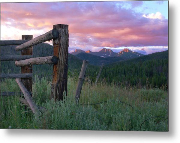 Colorado Glory Metal Print