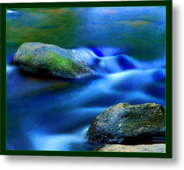 Cool Color Metal Print by William Bray