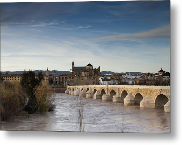 Cordoba Metal Print by Andre Goncalves