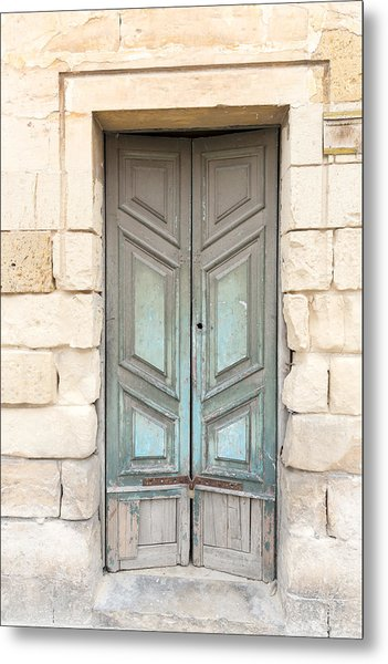 Doors Of The World 87 Metal Print
