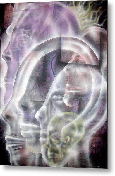 Dreaming Metal Print