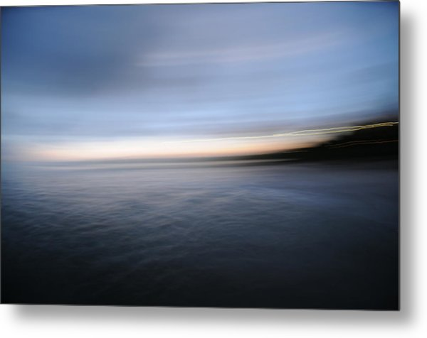 Dreamscape Metal Print by Victor Rugg