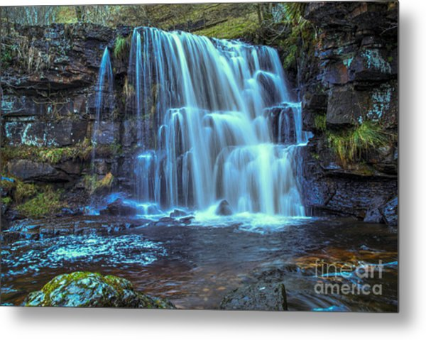East Gill Force Metal Print