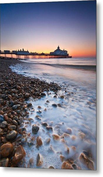 Eastbourne Sunrise Metal Print