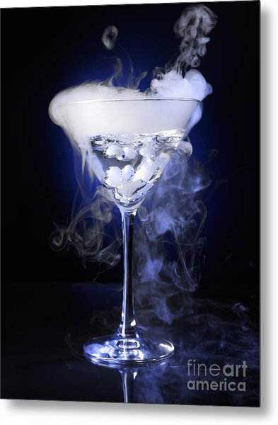 Exotic Drink Metal Print