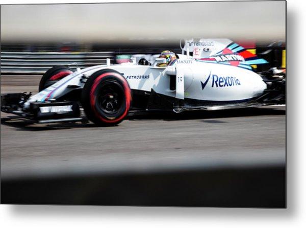 Formula 1 Monaco 2016 Metal Print
