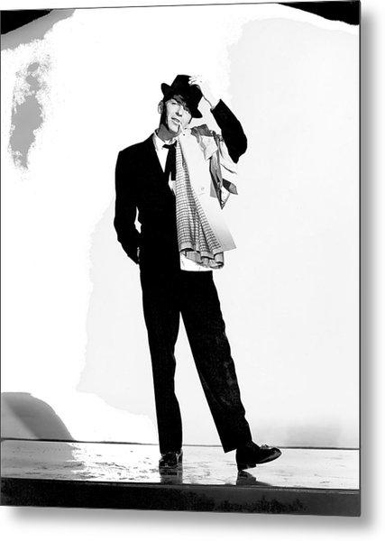 Frank Sinatra Pal Joey Set 1 1957-2015 Metal Print