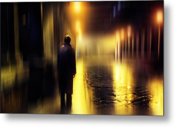 Ghost Of Love  Metal Print