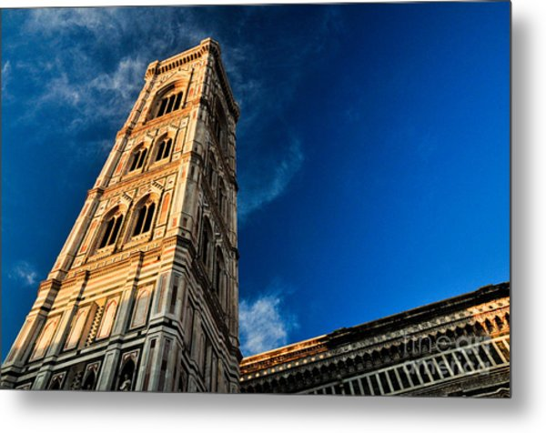 Giotto Metal Print by Emilio Lovisa