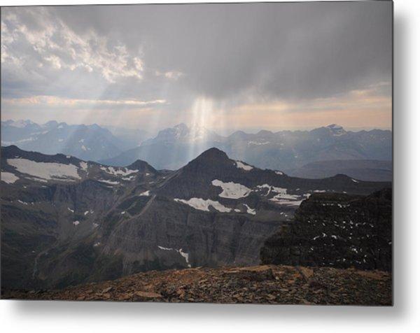 Glacier National Park Metal Print