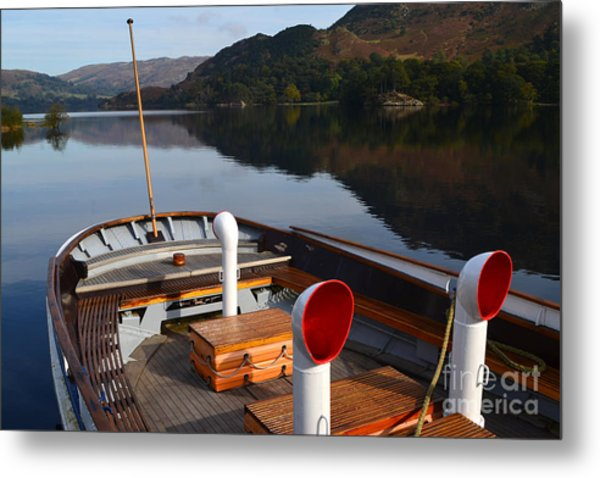 Glenridding Metal Print
