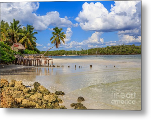 Gordon Pass Naples Florida Metal Print
