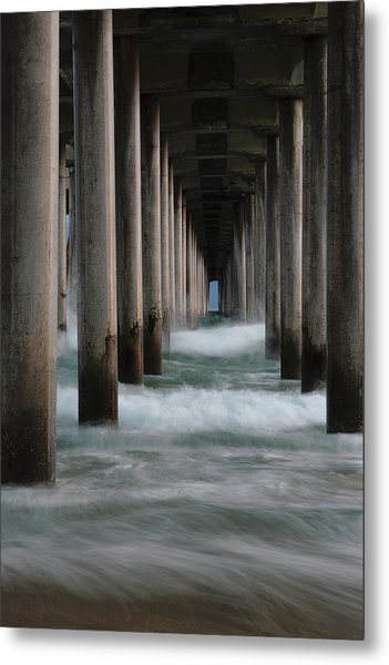 Metal Print featuring the photograph Infinity by Edgars Erglis