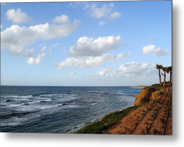 Jaffa Beach 5 Metal Print