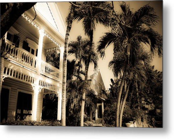 Key West House Metal Print by Patrick  Flynn