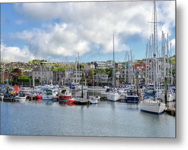 Kinsale Harbor  Metal Print
