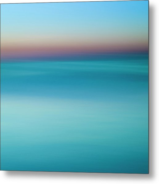 Lake Ontario - Abstarct Photography Metal Print