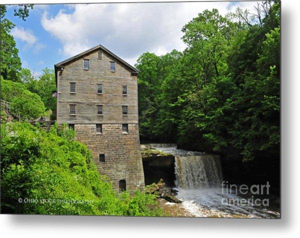 D9e-28 Lantermans Mill Photo Metal Print
